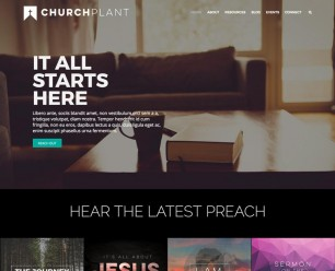 Church Plant Theme Bundle